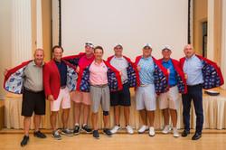 CSGI 2020 Red Jacket Club with CIN