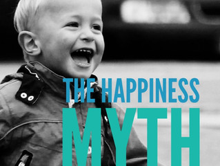 The Happiness Myth: Embracing The Power of Radical Acceptance