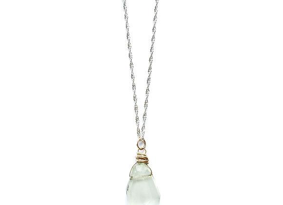 Melbourne Amethyst necklace
