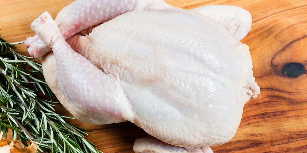 SKILL EXPRESS : How to Break Down a Chicken