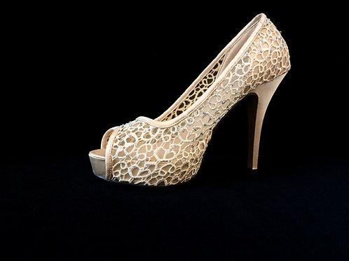 Rio 2 høyhælte sko