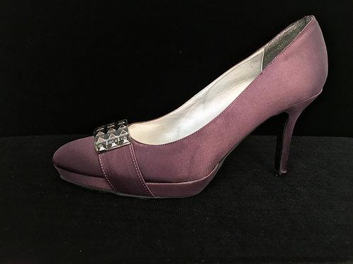 Rondi høyhælte sko