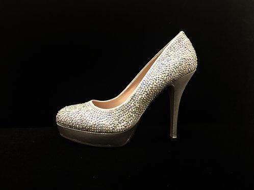 Diamanto høyhælte sko