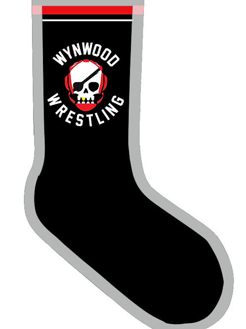 Wynwood Wrestling Socks