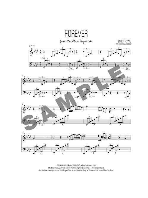 Forever (Piano Solo)