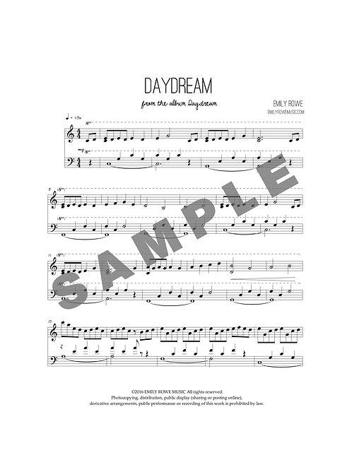 Daydream (Piano Solo)