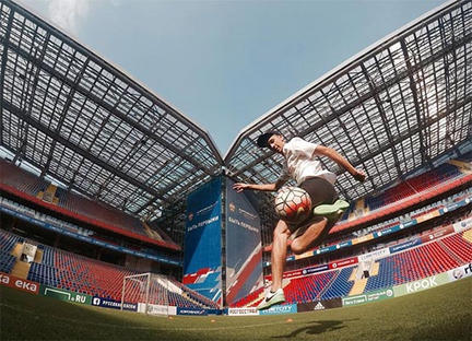 football freestyle juggler moscow hire ф