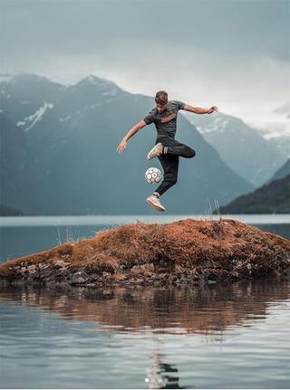 Fotballtrikser oslo norge adrian krog fo