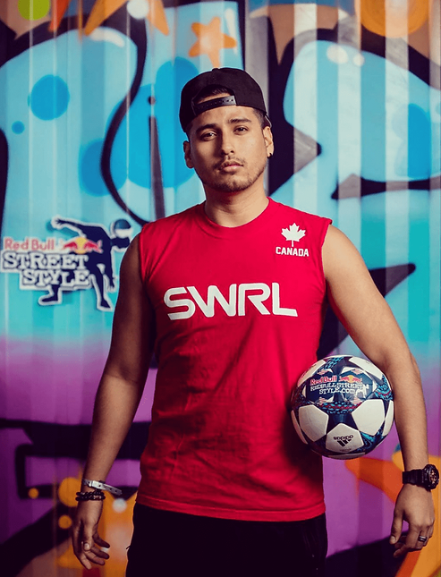 freestyle soccer player canada toronto b