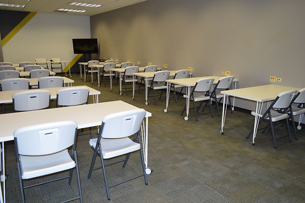 Classroom Space at Innovate Springfield