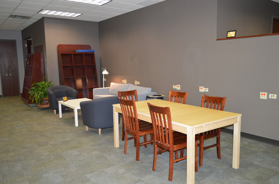 Lounge at Innovate Springfield