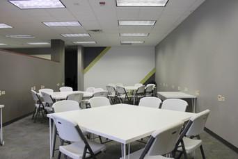 Team meeting space