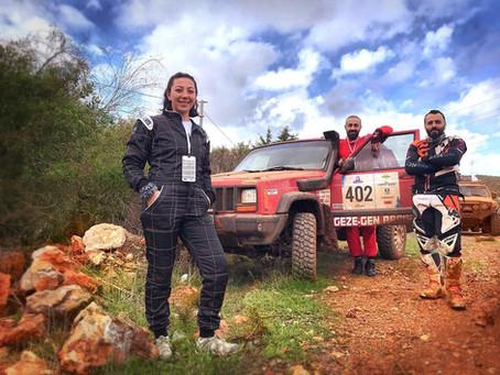 Ebru Demirbay Erişti ve Ejder Erişti: Otomobil sporları tutkunu bir çift