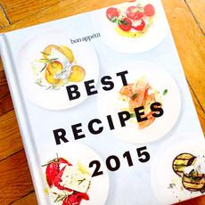 Bon Appetit Recipes