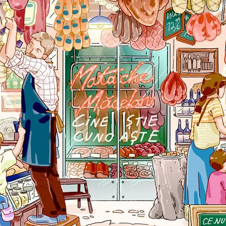 Matache Meat Shop