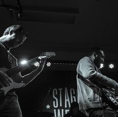 esta coda | stage west, scranton pa | 1/17/19