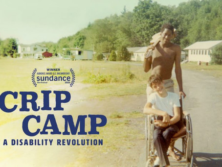 """""""I Like People Who Make Trouble"""": Crip Camp and the Perils of Abled Reviewers"""