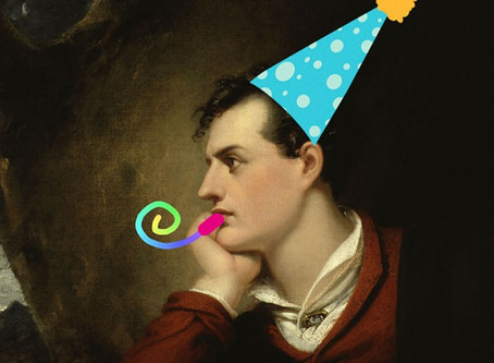 """""""Mad, Bad and Dangerous to Know"""": Lord Byron, the 19th Century Sex Bomb."""