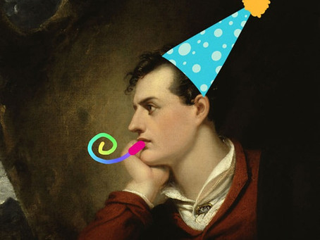 """Mad, Bad and Dangerous to Know"": Lord Byron, the 19th Century Sex Bomb."