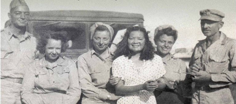 Joey Guerrero and her Lesions of Freedom- The Story of a WW2 Badass