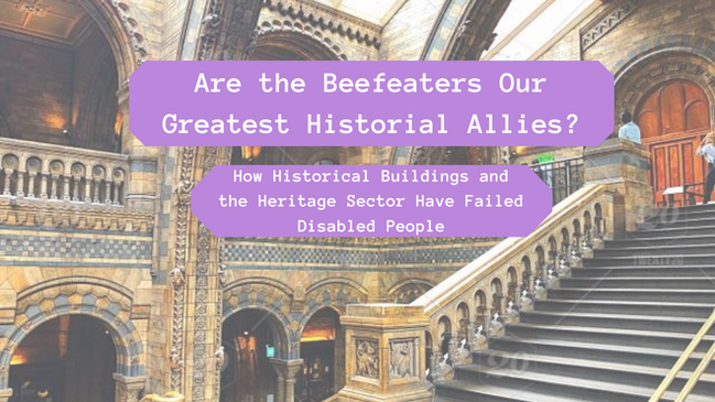 Are the Beefeaters Our Greatest Historical Allies?