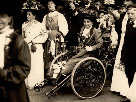 The Cripple Suffragette: Rosa May Billinghurst