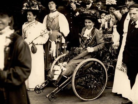 The Cripple Suffragette: Rosa May Billinghurst