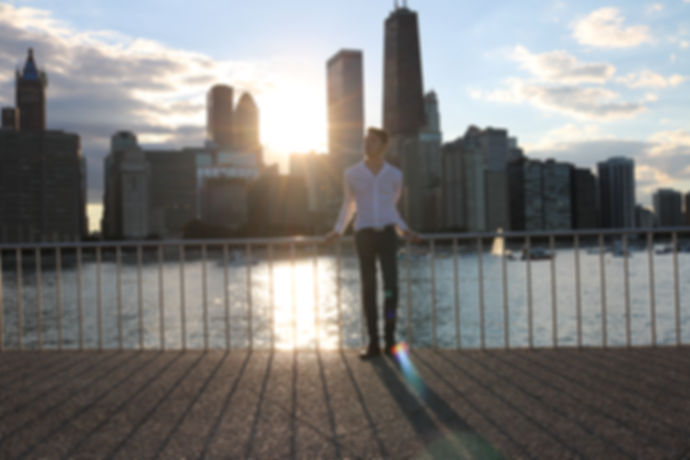 Matthew Michael Plaza composer producer musician pianist freelance chicago skyscrapers skyline