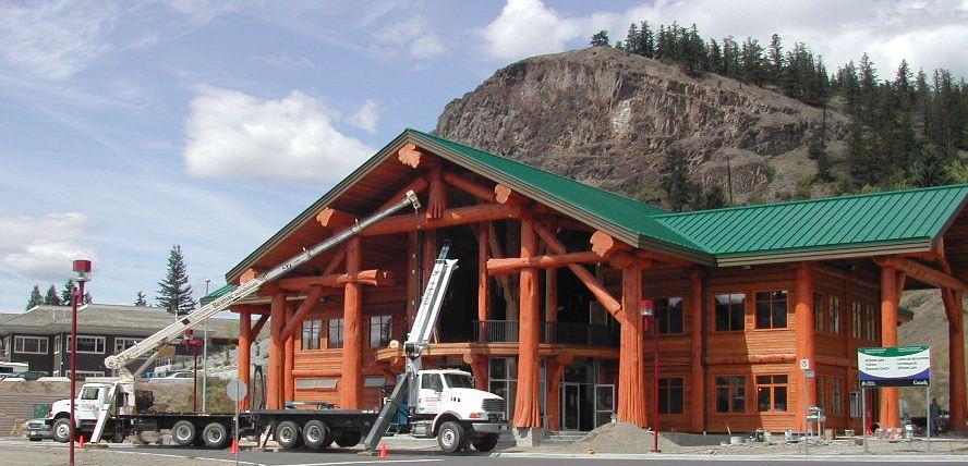 Cariboo Crane Services BC