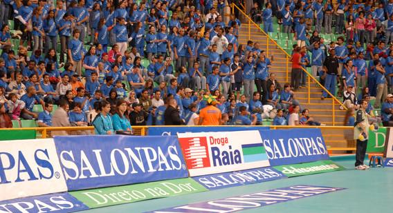 SALONPAS CUP