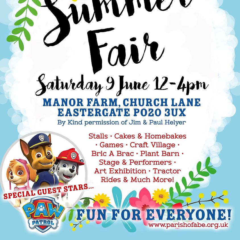 ABE Summer Fair