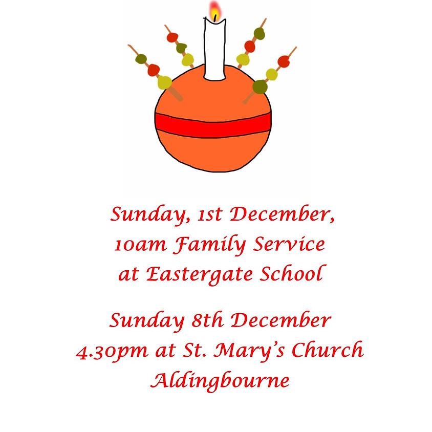 Parish Christingle services
