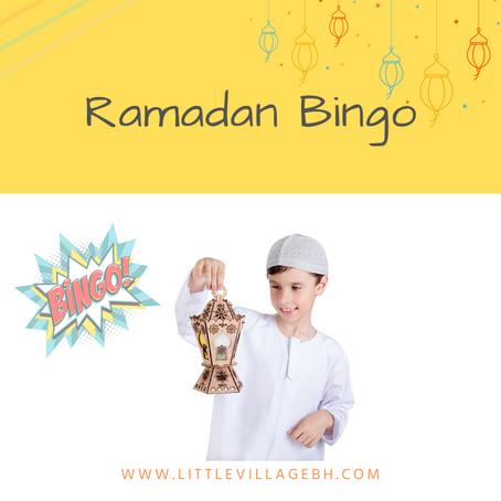 Ramadan Bingo!