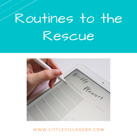 Routines to the Rescue!