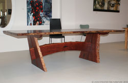 Jarrah Natural oiled Dining Table