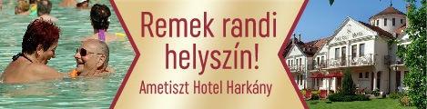 Harkány Ametiszt Hotel
