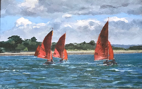 Mirror Dinghies, Itchenor