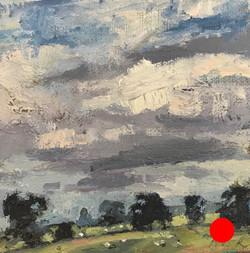 Violet Clouds