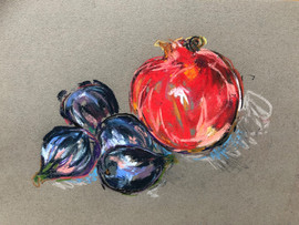 Pomegranite and Figs