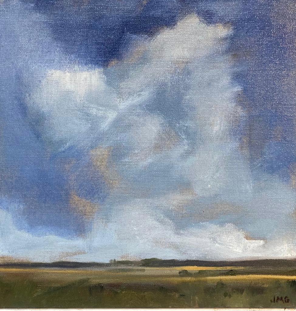 A Dorset Sky