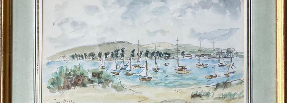 Sailing in the Estuary