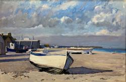 Fishing Boats, Aldeburgh