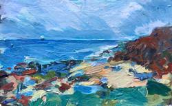 Cowie Beach