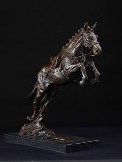 Horse Loose Hunter