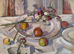 Apples and Sweetpeas