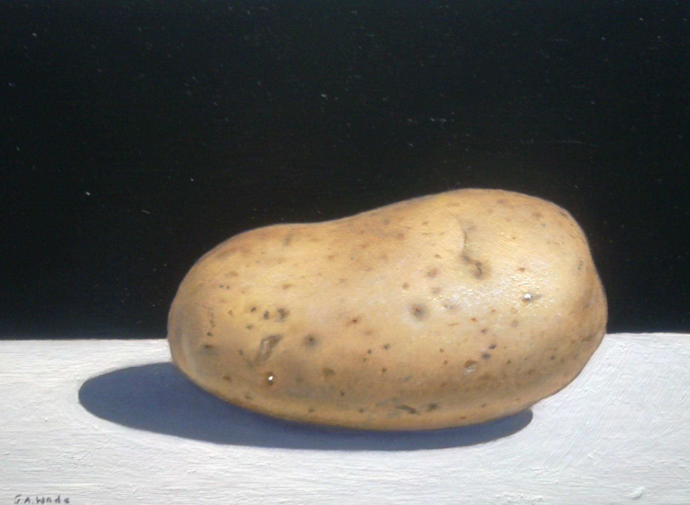 A Delicious Lincolnshire Potato