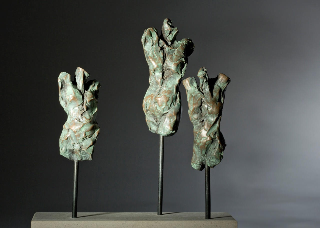 'MOVING TORSOS I II III'.
