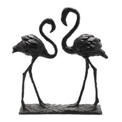 A Pair of Flamingos