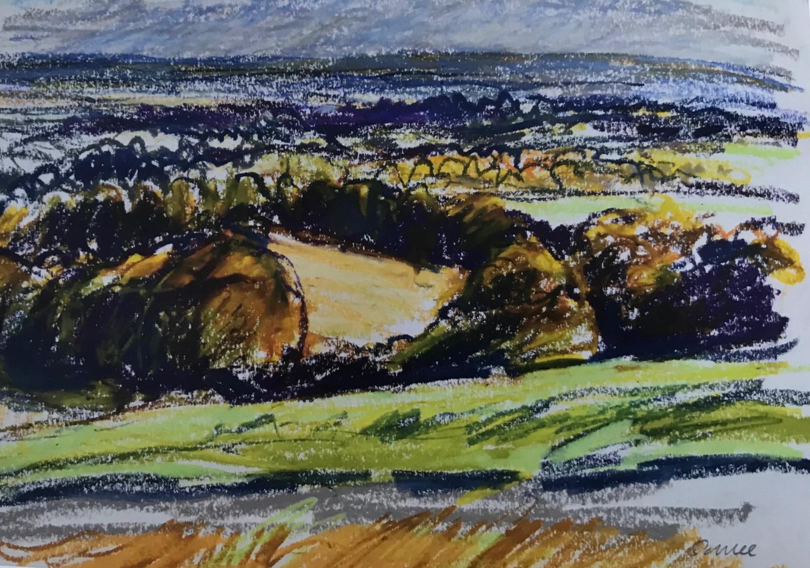 Ridgeway Near Wantage
