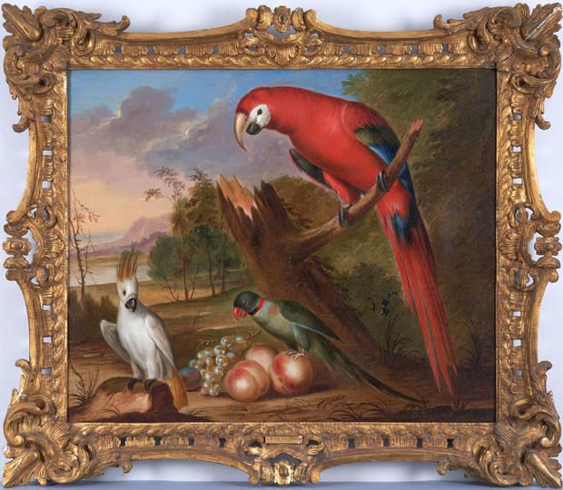 ROBERT VAN DER MYN (b. 1727)